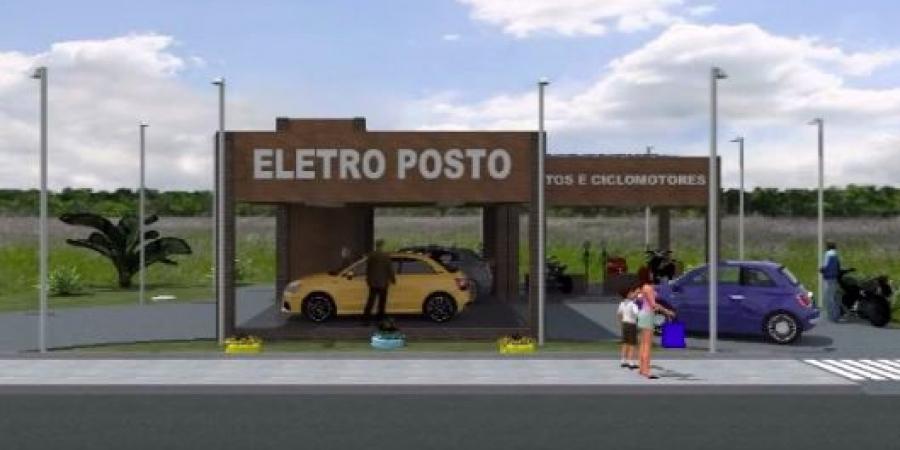 na midia eletroposto sustentÁvel da electro electro primeiro carro eletrico comercializavel uberaba mg